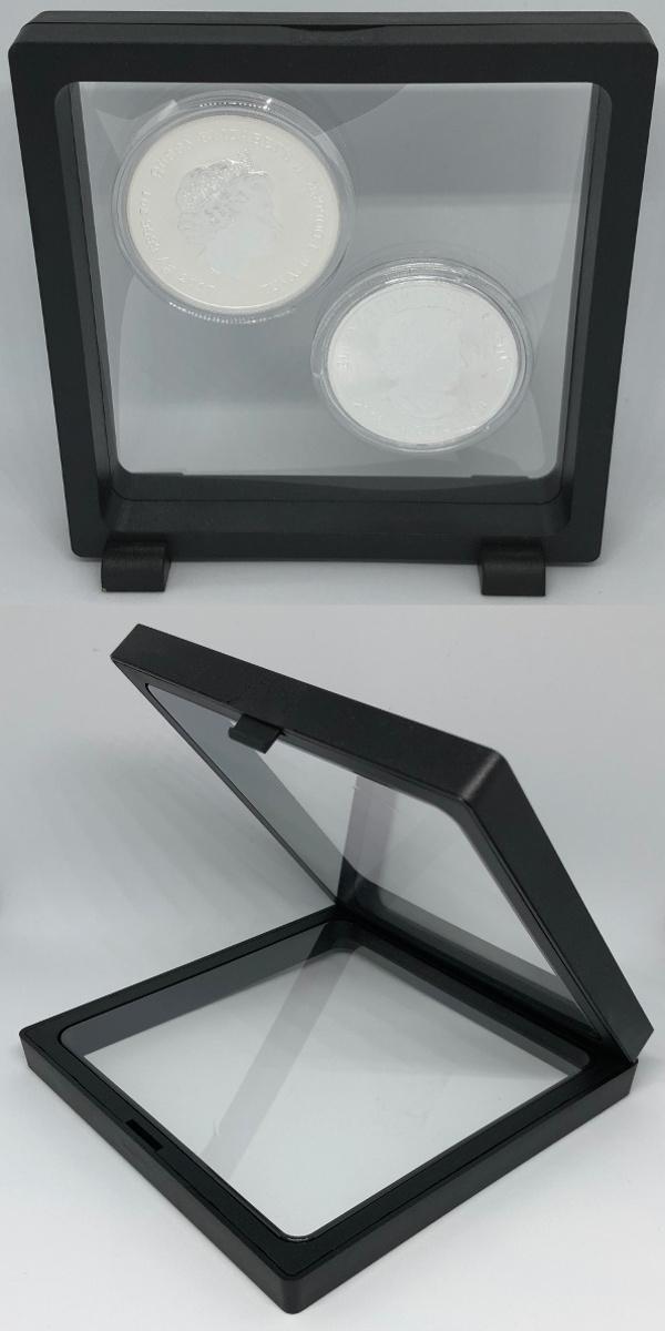 Floating Display Frame Lighthouse 110mm
