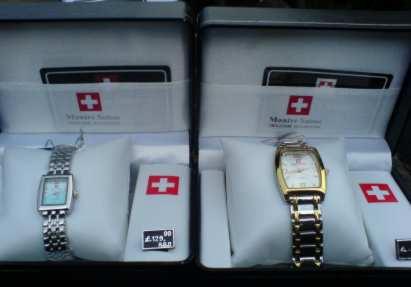 Clearance 20 x Swiss Style Design Watches assort 3.99 each