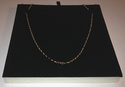 Large Jewellery Necklace Display Sponge Pad 175mm
