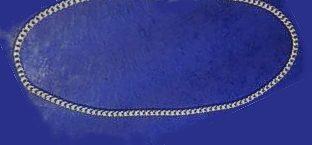 Silver 925 Curb Bracelet 2mm x 180mm