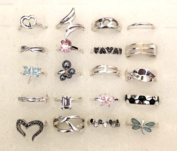 jewellery discount shop trade jewellery packs sterling