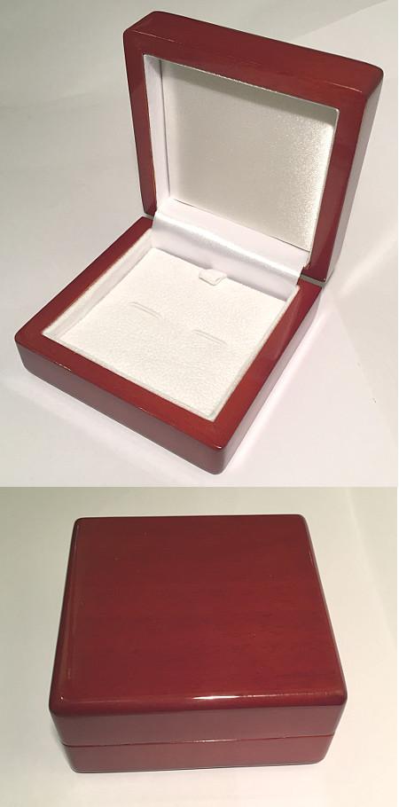 Wood Large Display Gift Bangle or Jewellery Box
