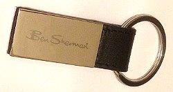 Ben Sherman Large Keyring