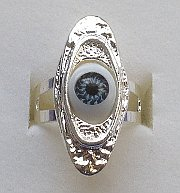 Realistic EYE RING