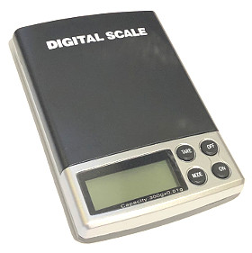 DIGITAL SCALES 300g